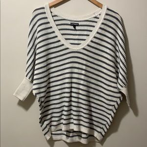 Express chunky knit top
